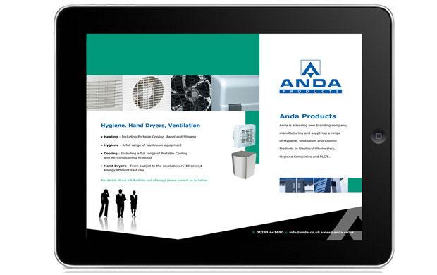Anda Ltd